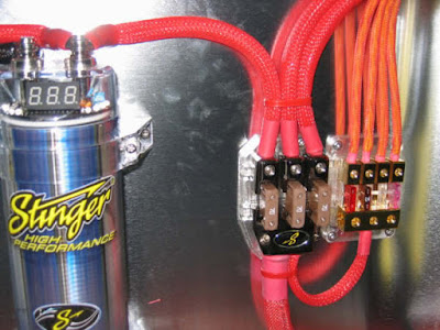 Amp Sub Wiring Diagram How To Install Car Audio Power Capacitor To Amp