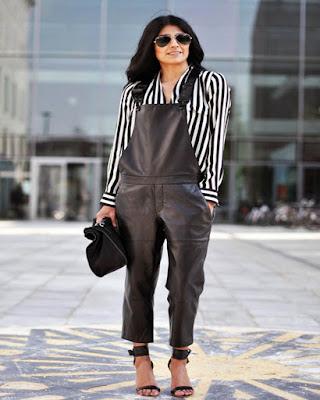 Outfits con BLUSA A RAYAS casuales de moda