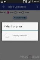 Cara mengecilkan resolusi video lewat Android Cara Mengecilkan Ukuran Video Hingga 7MB Lewat Android