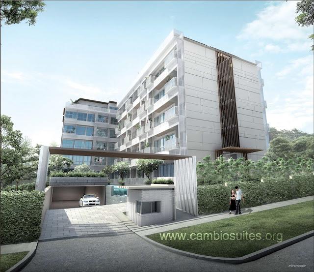 Cambio Suites - Serangoon Singapore Condo Floor Plans Price eBrochure