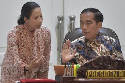 Impor Tinggi dan Neraca Dagang Defisit Miliaran Dollar, Jokowi Tegur Jonan dan Rini Soemarno