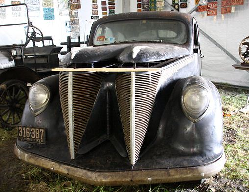 Just A Car Guy: The private car collection of Lee Roy