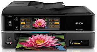 Epson Artisan 810 Driver Printer Download