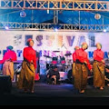 Kemenkominfo menggelar pertunjukan Rakyat Mbojo di Kota Bima