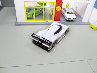 Hot Wheels Speed Machines Porsche 911 GT1-98