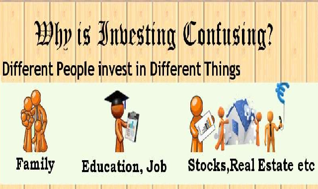Why is investing confusing? #infographc