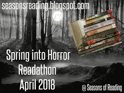 April Spring Into Horror Readathon