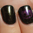 China Glaze Halloween Spam and Comparison