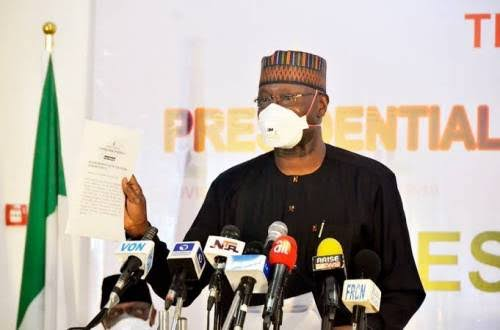 BREAKING: FG Lifts Interstate Travel Ban, Plans To Reopen Schools