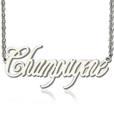Get Your Name On A Necklace With GetNameNecklace