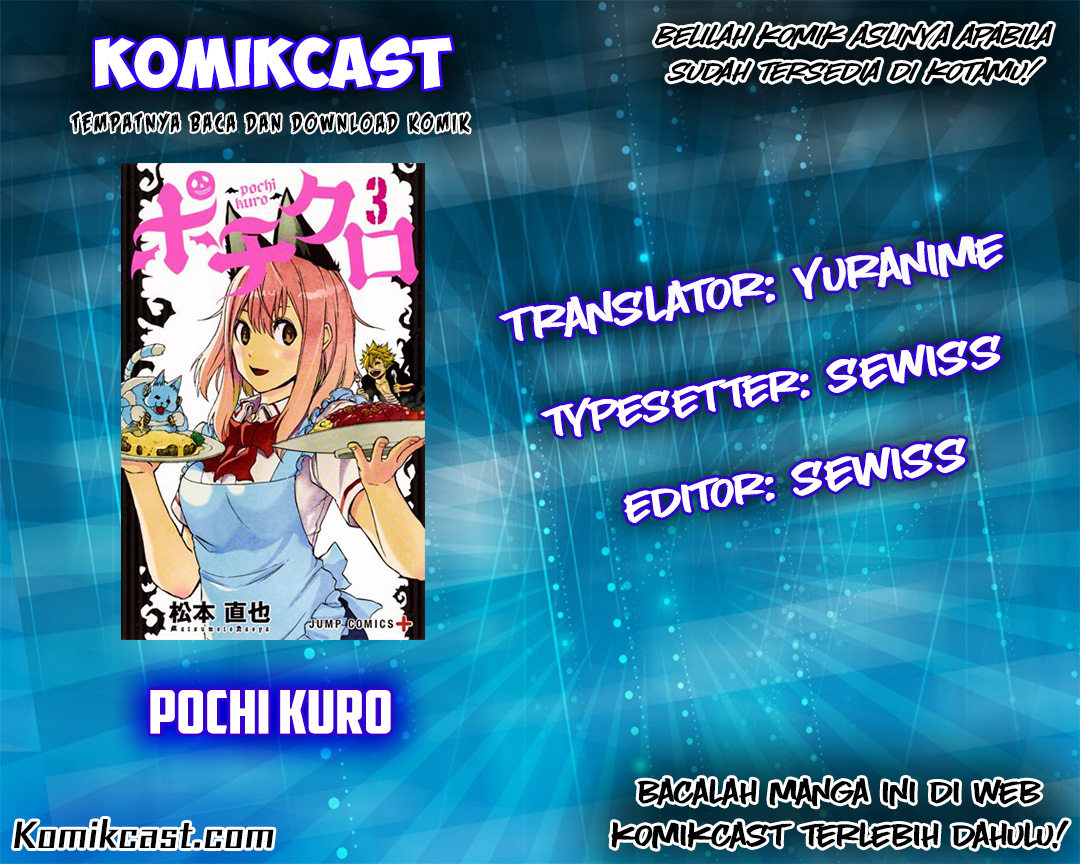 Baca Komik Pochi Kuro Chapter 24 Komik Station
