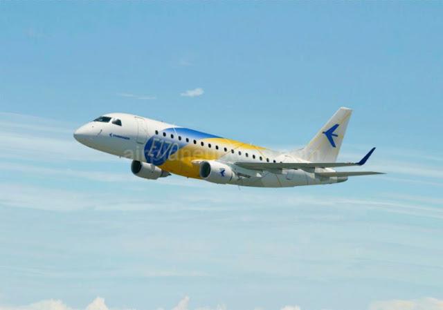 Embraer E170 Jetliner