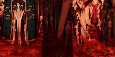 تقرير فيلم الانمي Fate/Grand Order: Paladin; Agateram (فارس التريا)