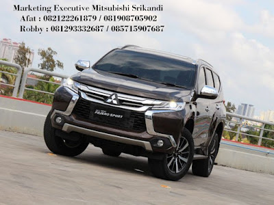 all new pajero sport dakar coklat metalik 2016