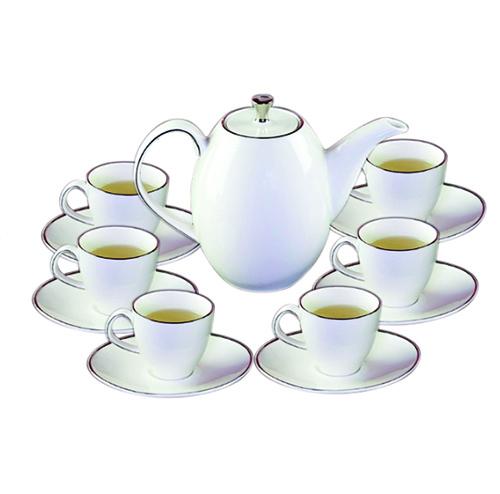 Bộ ấm trà chỉ vàng đẹp
