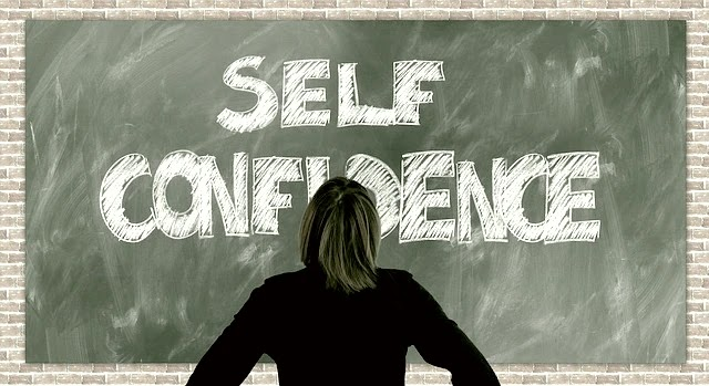 5 self-confidence tips