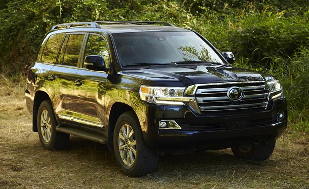 New 2018 Toyota Land Cruiser - Transmission, Vigorous and Interior