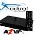 Audisat A3 Plus Nova Firmware  V.1.3.56-04/08/2018