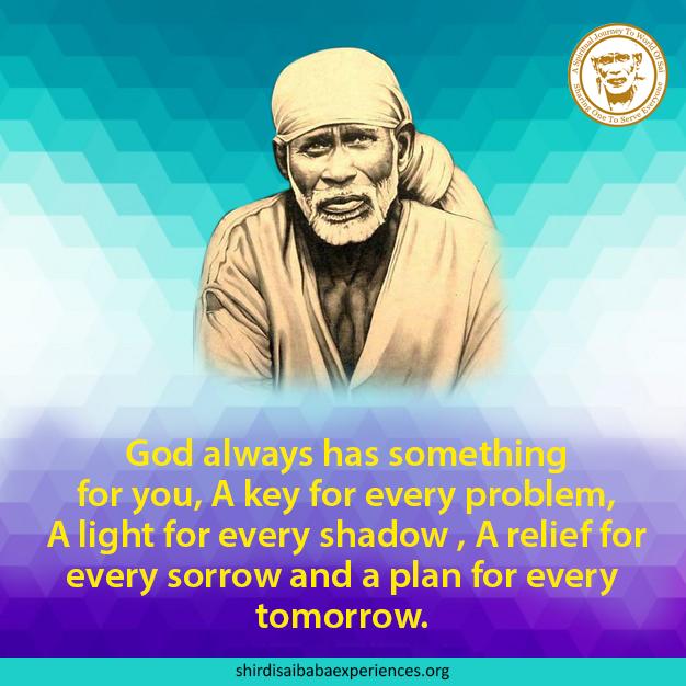 Shirdi Sai Baba Blessings - Experiences Part 2821