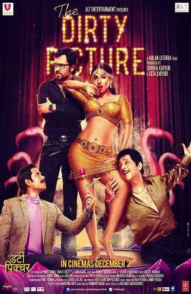 The Dirty Picture 2011 Full Hindi Movie BluRay 480p Download