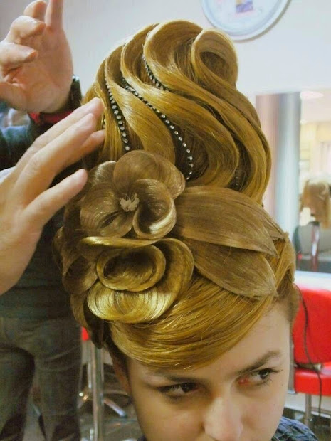 wonderful oriental hairstyling