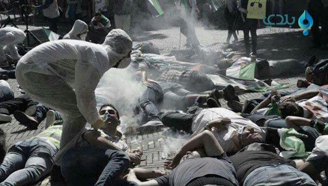 هيومن رايتس: النظام السوري استخدم أسلحة كيميائية بحلب