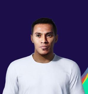 PES 2021 Faces Fadil Sausu by Putra Diatmika