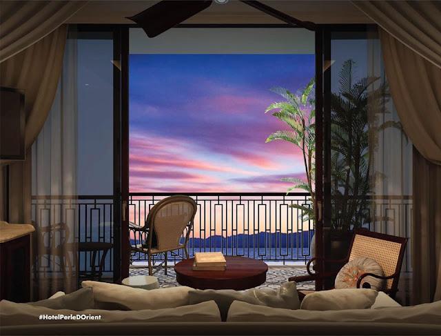 hotel perle d'orient mgallery cát bà