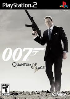007 QUANTUM OF SOLACE (PAL) (PS2)