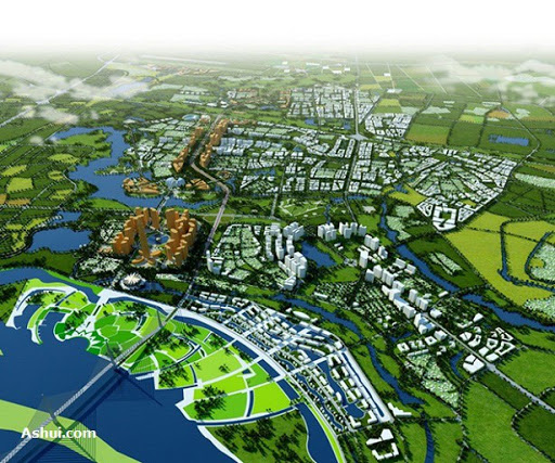 Danh sách các dự án tại Đông Anh, đầu tư mới cập nhật 2021 xây dựng ở khu vực Đông Anh Hà Nội