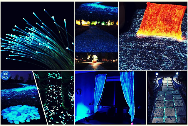 Color Changing Fiber Optic Light For Home Decoration