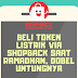 Beli Token Listrik Via ShopBack Saat Ramadhan, Dobel Untungnya