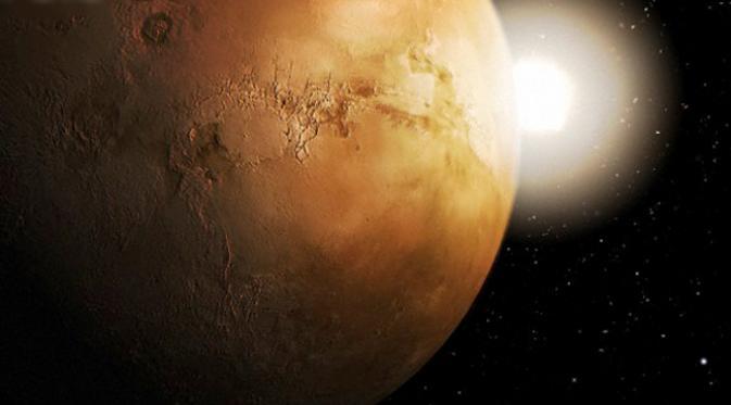 Kumpulan Meme Air di Planet Mars Bikin Ngakak
