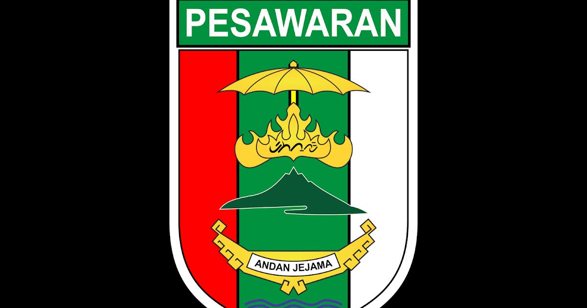 Logo Kabupaten Pesawaran Vector Cdr Png Hd Gudril Logo Tempat Nya Download Logo Cdr