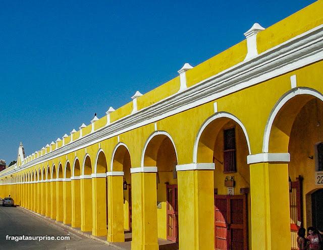 Bóvedas de Cartagena, Colômbia