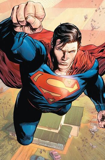 Superman en cómic en DC Rebirth