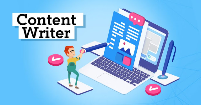 Content Writer Part-Time Jobs