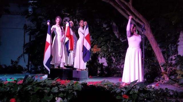 Festival Internacional de Teatro Mujeres sobre las Tablas culmina este domingo 29 de noviembre