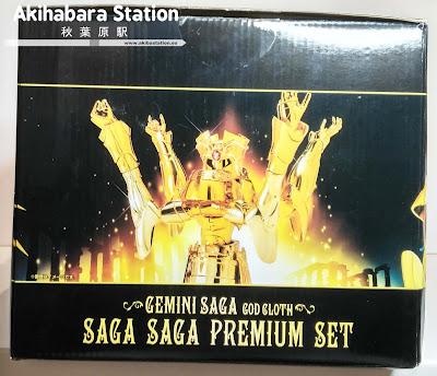 Saga Saga Premium Set