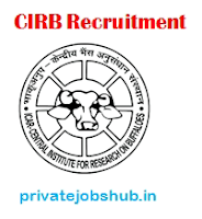 CIRB Recruitment