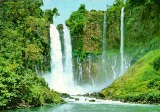 Niagara Falls Hd Wallpaper Lanao Del Norte Maria Cristina Falls