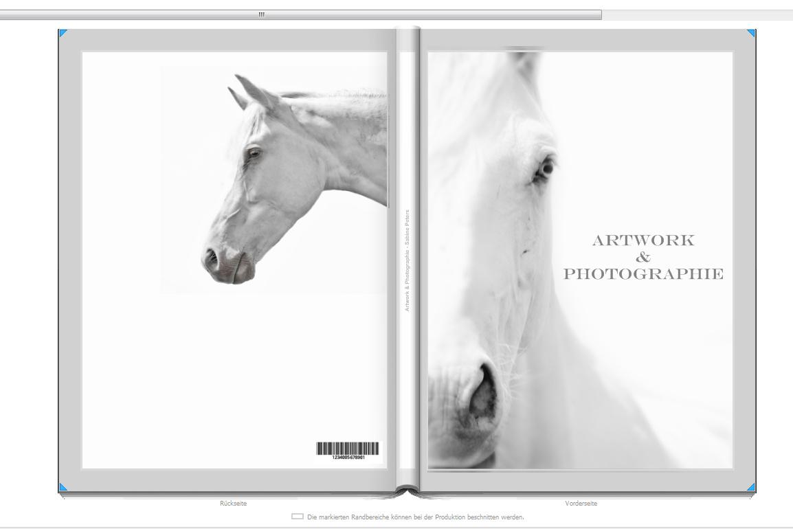 artfulhorses testlauf fotobuch von poster xxl. Black Bedroom Furniture Sets. Home Design Ideas