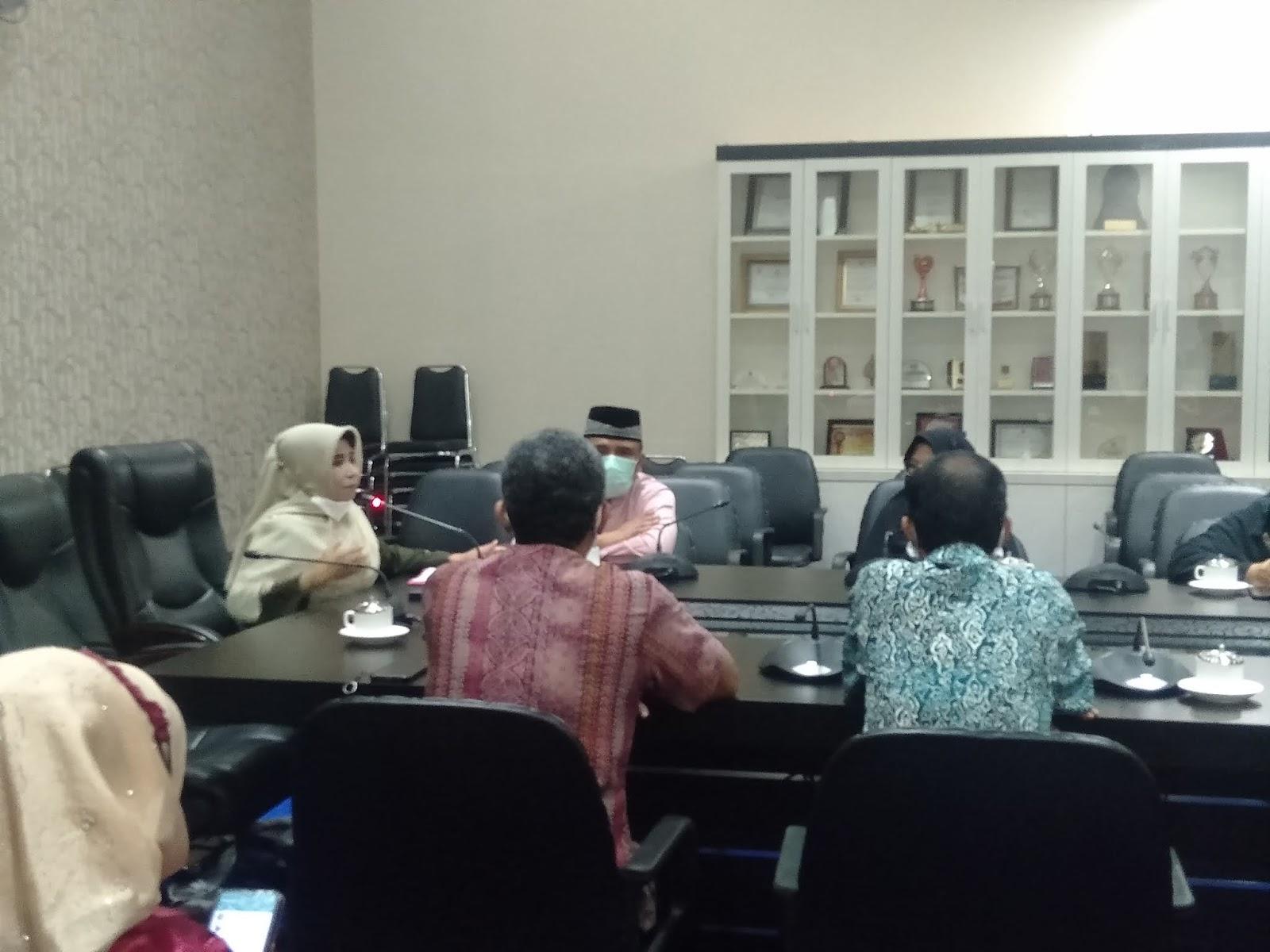 Rahma Apresiasi Forum Pangkalan Gas Elpiji Kota Tanjungpinang Yang Mendukung Program Pemko Tanjungpinang