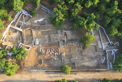 More on Wine stores found in Canaanite palace