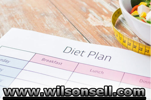 Complete Diet list For Healthy Weight Loss