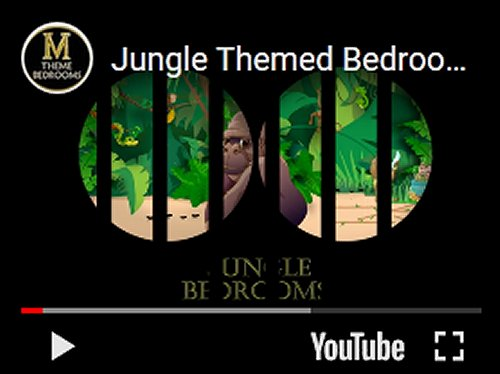 jungle bedrooms jungle rooms decorating jungle themed bedrooms