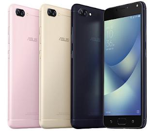 Harga HP Asus Zenfone 4 Max Pro ZC554KL Terbaru, Spesifikasi Lengkap