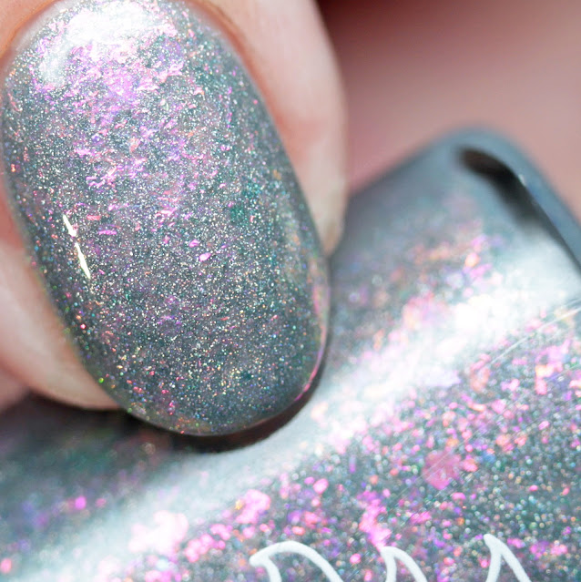 Great Lakes Lacquer Rainbow Gardens Galore