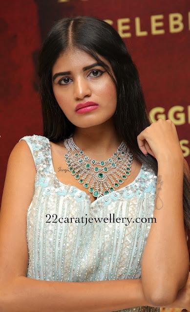 Sindhu Mantri Diamond Set