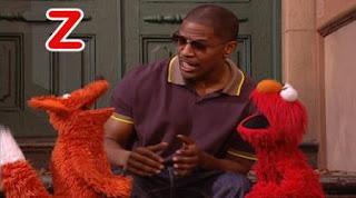 Jamie Foxx and Elmo sing The Alphabet Song. Sesame Street Alphabet Songs